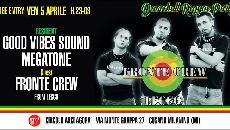 DancehallReggaeParty w\ FronteCrew/GoodVibesSound/Megatone