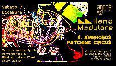 Milano Modulare - S.Ambroeus Patching Circus